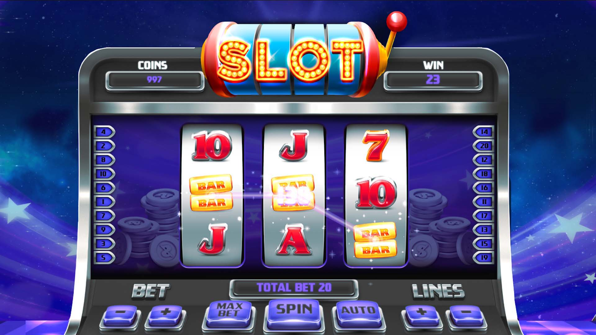 A Rookie's Guide To Playing Online Slot Machine Like A Pro ...