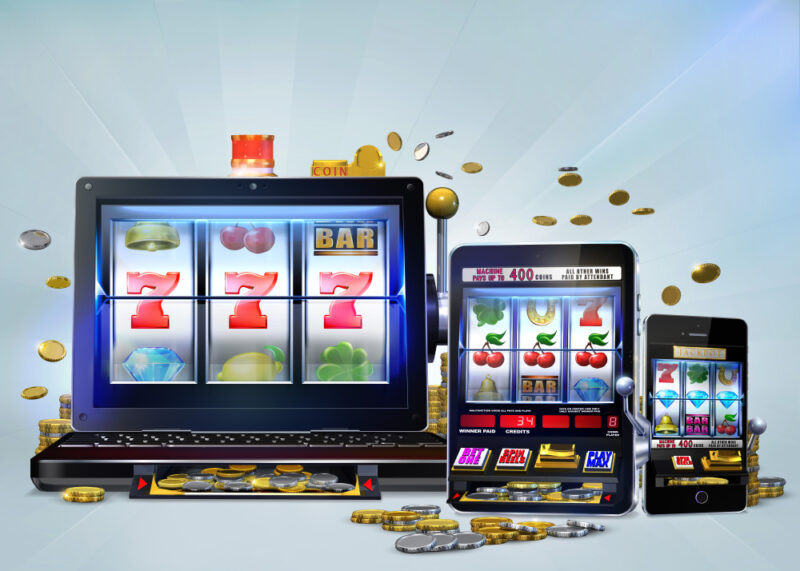 Types of Slot Machines - Online Slots Game Choices 2021